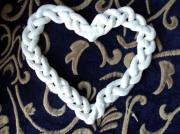 Plaited-Heart