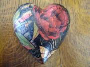 Designer-Ceramic-Decoupage-Heart-Twilight-Blooms