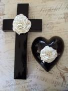 Beauty-Divine-Heart-and-Cross-set-in-Black