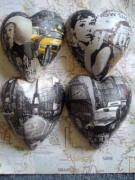 -1-Set-of-four-Romantics-Pure-Ceramic-Decoupage-Heart