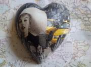 New-York-Pure-Ceramic-Decoupage-Heart