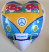 -Flower-Bus-Large-Pure-Ceramic-Heart-Decoupage