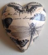 Butterfly-Collection-Pure-Ceramic-Decoupage-Heart-