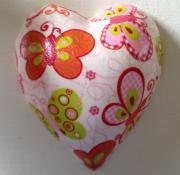 Butterfly-Pure-Ceramic-Decoupage-Heart-